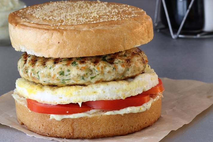 Chicken 'n' Egg Breakwich