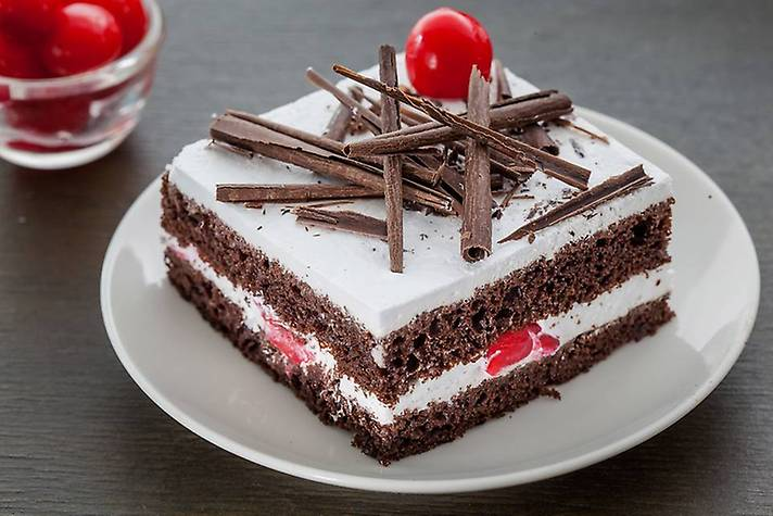 Black-Forest Pastry
